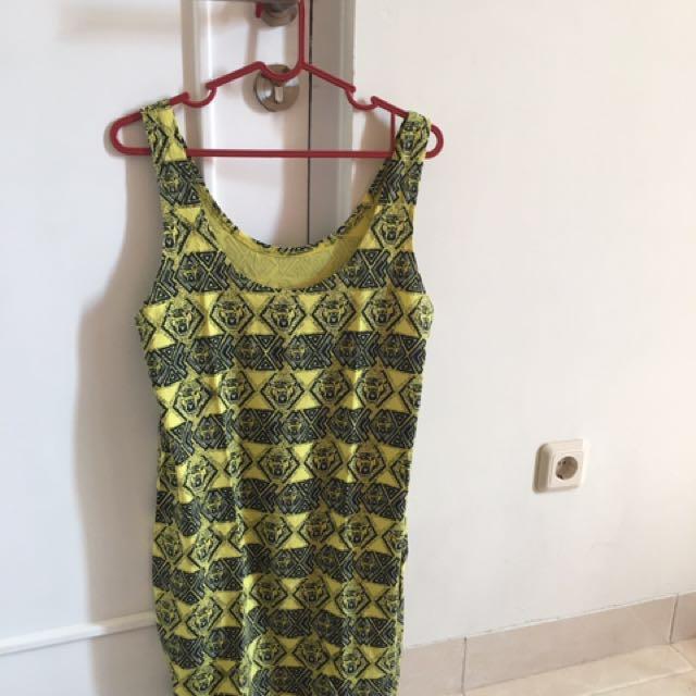 Tight H&M Dress