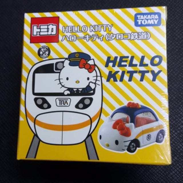 全新Tomica Hello Kitty太魯閣 特注車