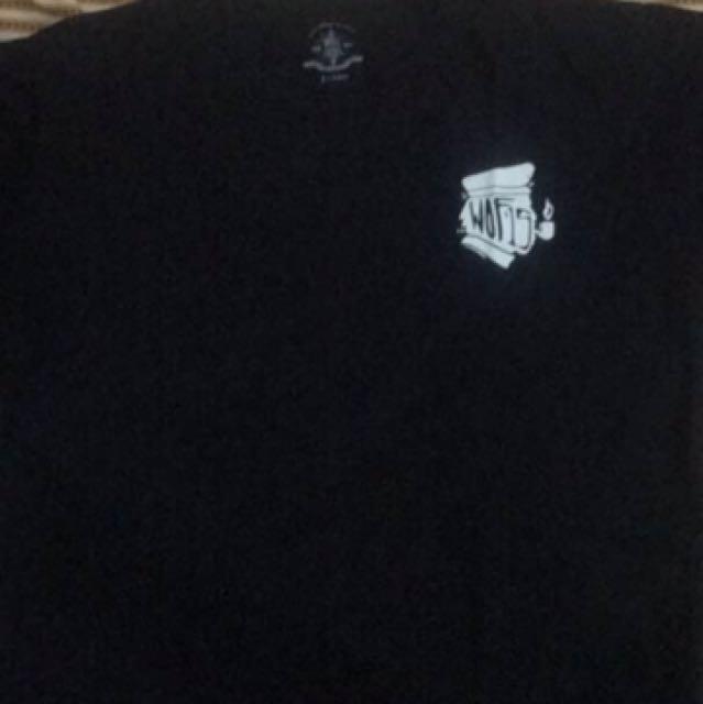Tshirt wall of fade💯% original