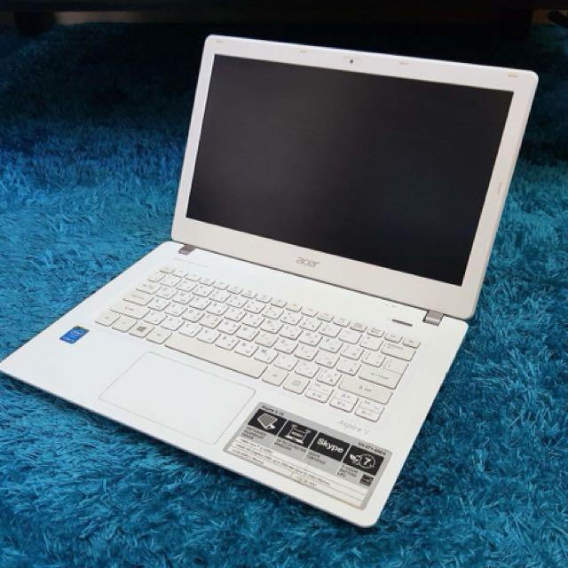 Ultra Slim Acer V3-371 13inch i5 5gen 500gb 4gbram