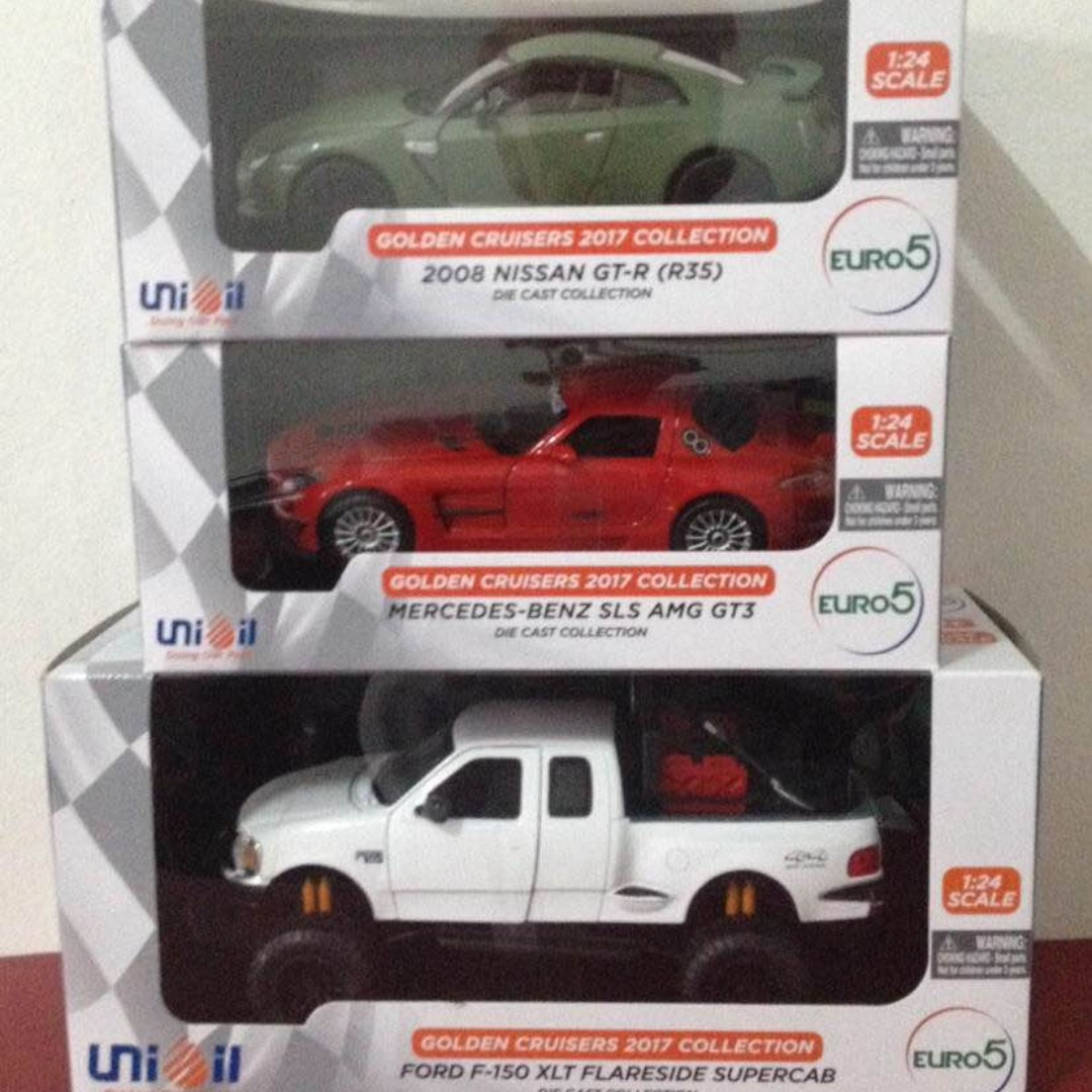 Unioil 2017 Cars Toys Games Toys On Carousell