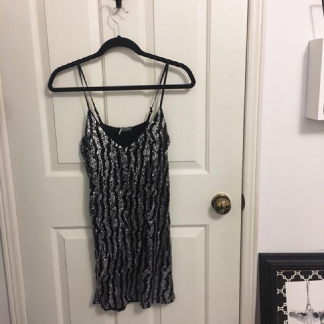 UO sequins dress