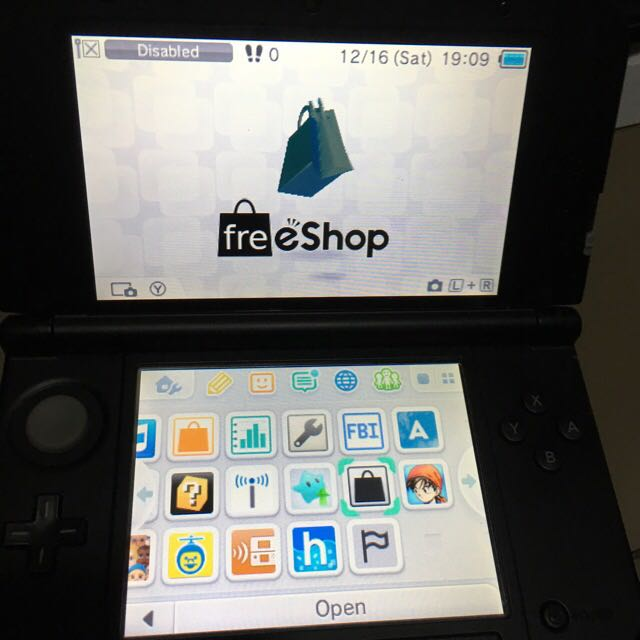 Freeshop 3ds