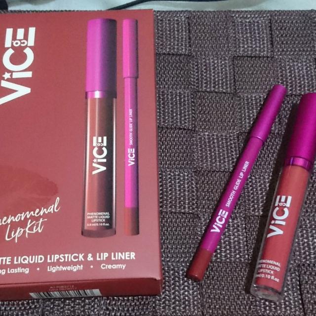 Vice Phenomenal Lip Kit