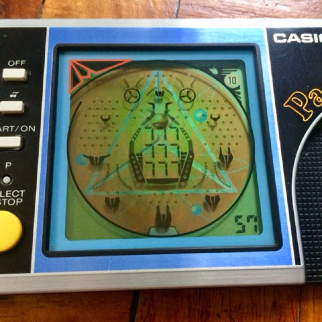 Vintage Casio Electronic Game