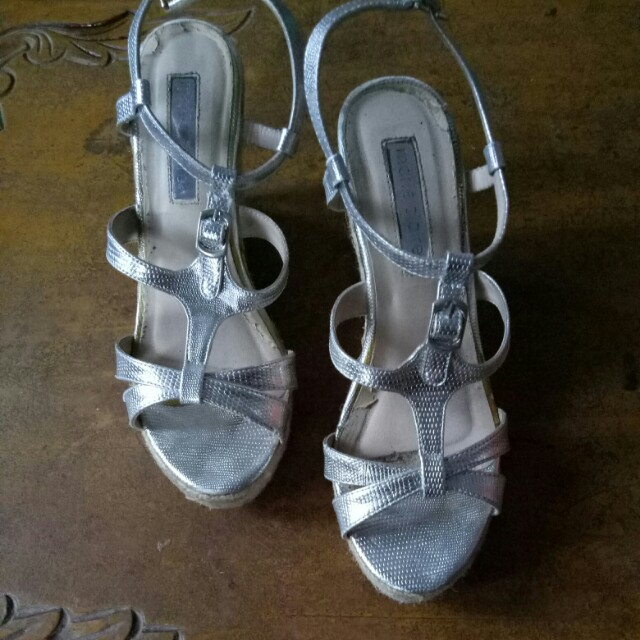 Wedges MC silver