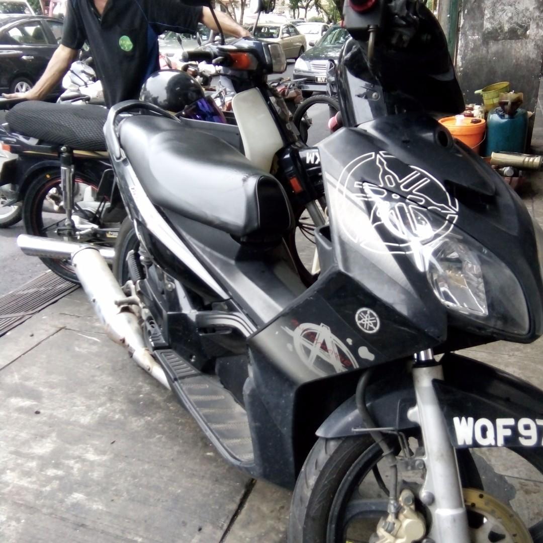 Yamaha Nouvo S Rm1799 Nego Motor Di Carousell Nuvo
