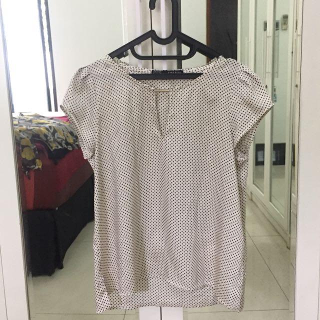 Zara Clothes - Polkadot