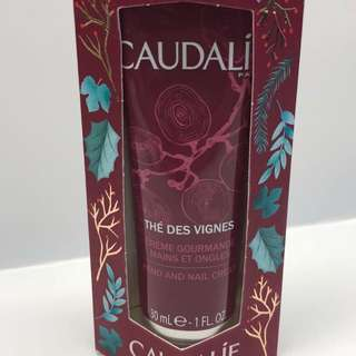 全新Caudalie hand and nail cream 30ml