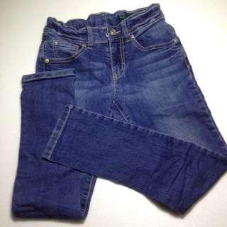 Unisex Kids Jeans