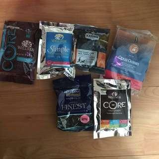 Free Dog Food Samples!