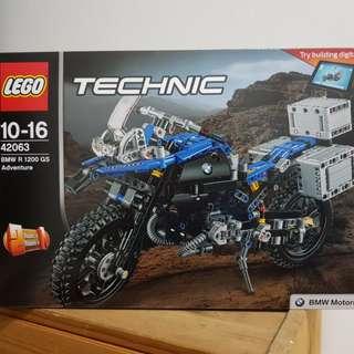 Lego Technic BMW Motorrad
