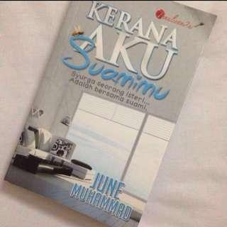 Combo (2 Malay Novel) RM 30