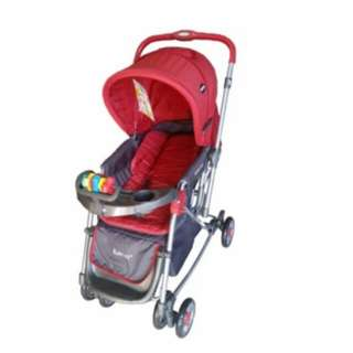 Baby 1st Stroller with rocking features