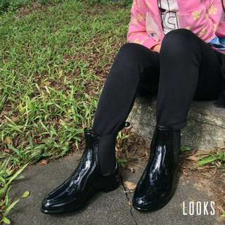 法國FAUX PAS-防水短靴-童鞋