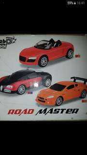$10 for 2 remote control cars