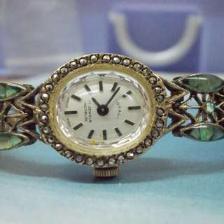 Antique Opal lady watch