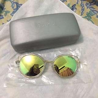 Green kacamata