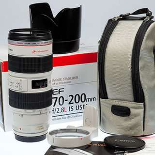 Canon 70-200mm IS USM