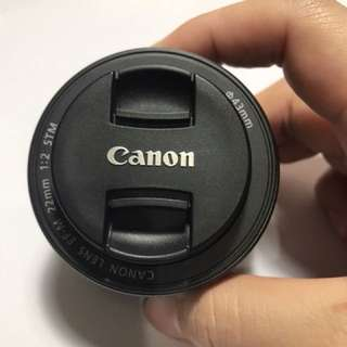 Canon M3 EF-M 22mm