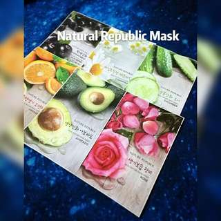PROMOTION❗Natural Republic mask