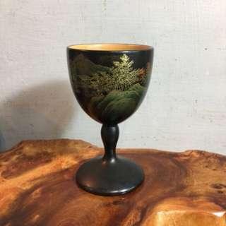 早期漆器杯