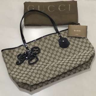Authentic pre-owned Gucci Tote Bag