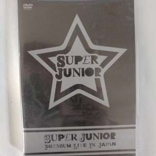 Super Junior Premium Live In Japan
