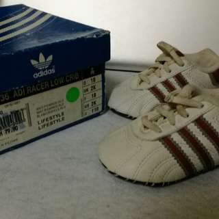 Authentic Adidas Shoe New Born
