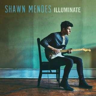 Shawn Mendes Illuminate Album cover Poster