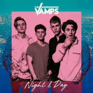 The Vamps Night & Day Album cover Poster