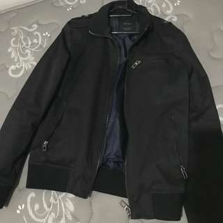 Jaket basic Zara Man