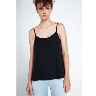 BARDOT JESSA CAMI TOP BLACK- TO BUY!!