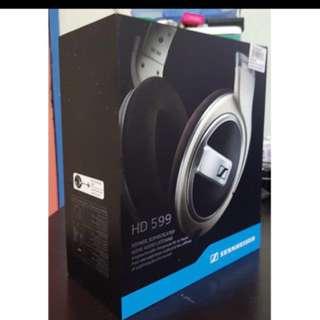 USED SENNHEISER Headphones HD 599 🎧 FOR SALE 🔥🔥🔥