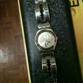 Swiss swatch made in v8