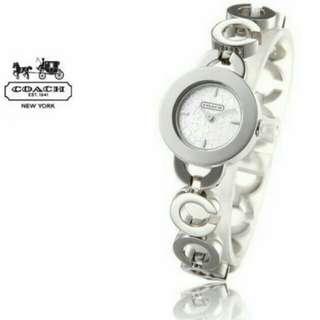 正品COACH女錶/名牌手錶