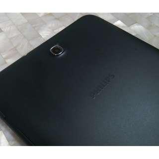 Philips 飛利浦 PI4010GB1四核 8吋黑色平板tablet