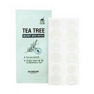 Skinfood Tea Tree Patch
