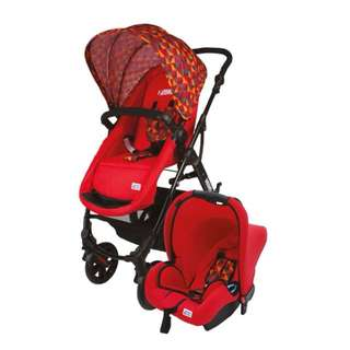 Stroller Vetro With Car Seat (GL500)