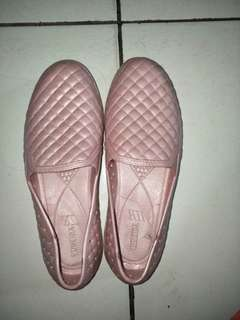 Jelly shoes Baby Pink