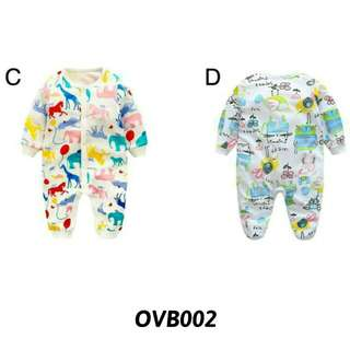 🍭OVB002 ROMPERS BABY🍭