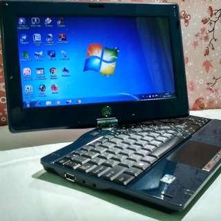 Notebook Zyrex Waka Mini Touchscreen Lipat 10.6 inch