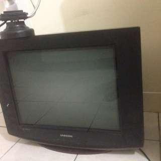Tv tabung msh bagus