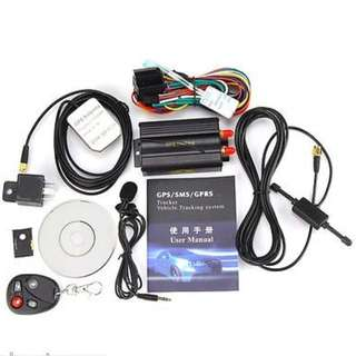 Gps/sms/gprs Tracker Tk103b Vehicle Tracking System With Remote Control