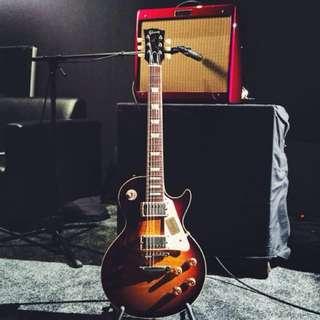 Guitar Lessons (Acoustic & Electric)