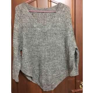 薄針織毛衣