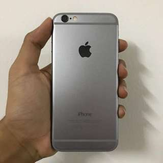 IPhone 6 64GB Space Gray MY