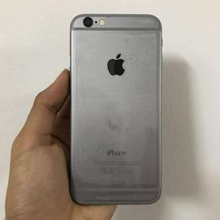 IPhone 6 64GB Space Gray LL