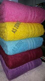 Jumbo Bath Sheet 700g+ Luxury Extra Large Thick Bathroom Towels Super Soft Combed Highly Absorbent High Quality Towels