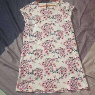 Hotshots Pink Flower Dress